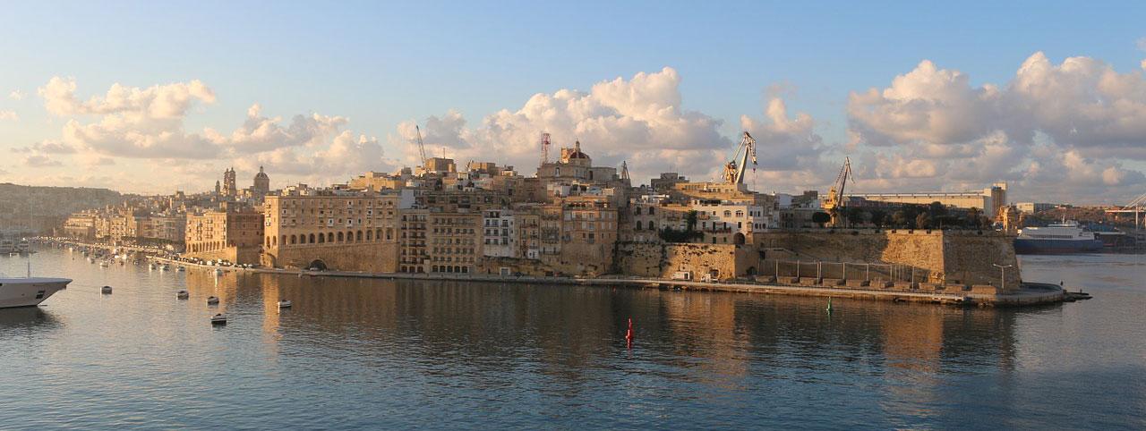 Rejs til flotte Malta
