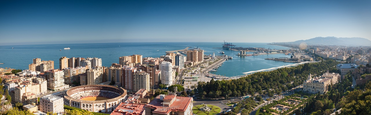 Spanien - rejs til Spanien