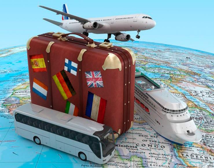Transportmidler til ferien